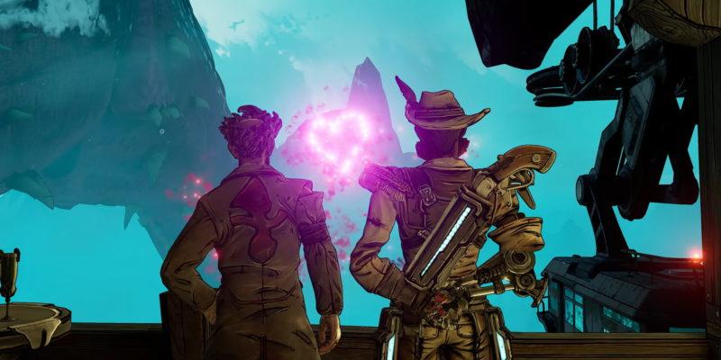 Borderlands 3 steam cross-play save launch