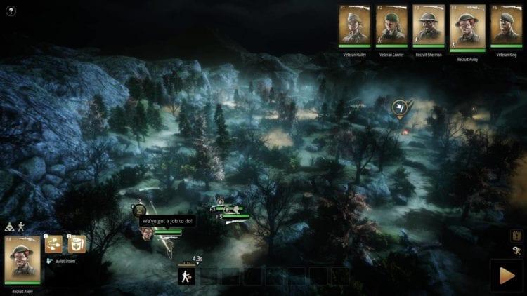 Broken Lines Pc Review Combat 3