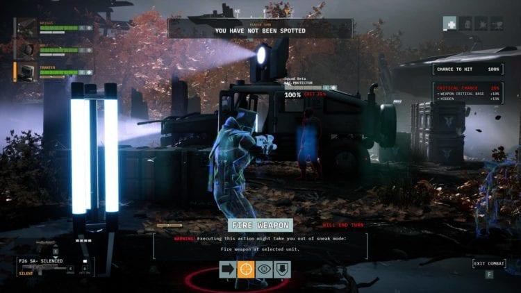 Corruption 2029 Impressions Preview Close Up Combat