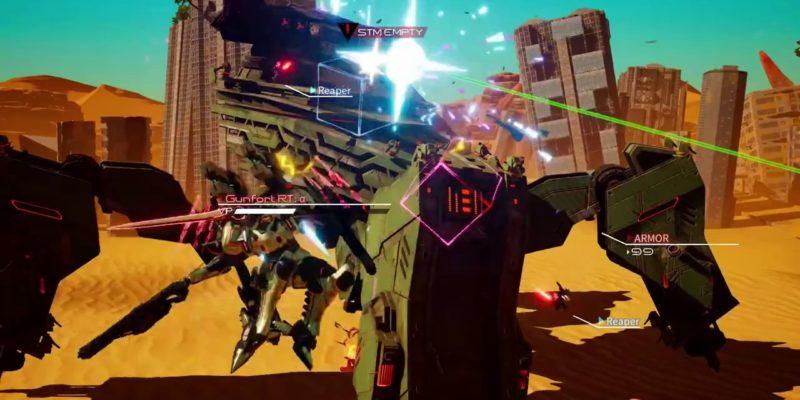 Daemon X Machina Pc Steam Release