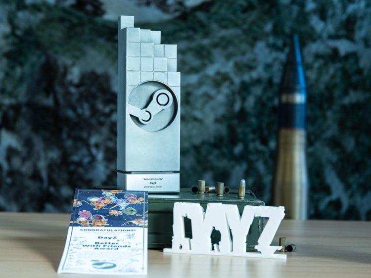 Dayz Better With Friends Award