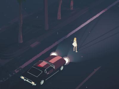 Dead Static Drive Teaser Trailer