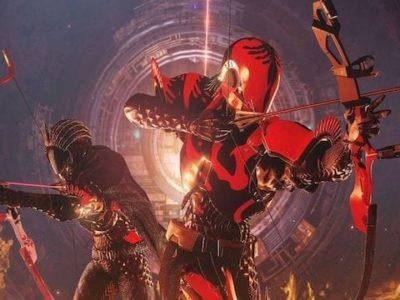 Destiny 2 Crimson Days Valentine's Day Shadowkeep expansion the vow