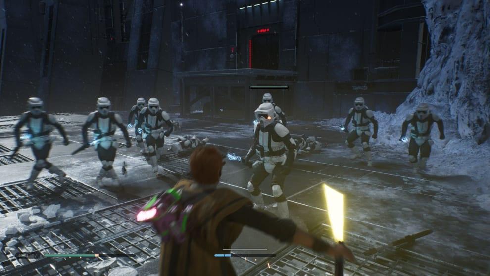 Disney Game Developers Star Wars Jedi Fallen Order