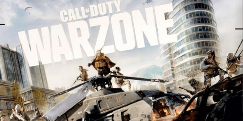 Call of Duty: Modern Warfare Season Two Warzone battle royale