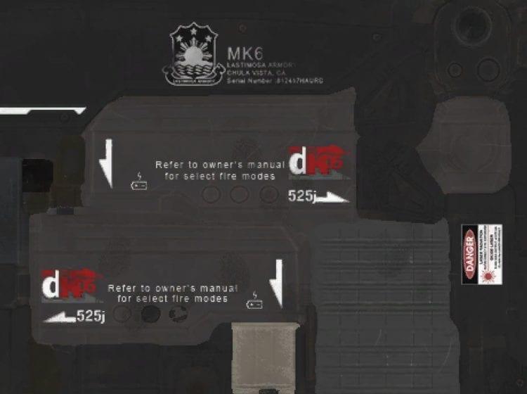 Apex Legends Smark Pistol
