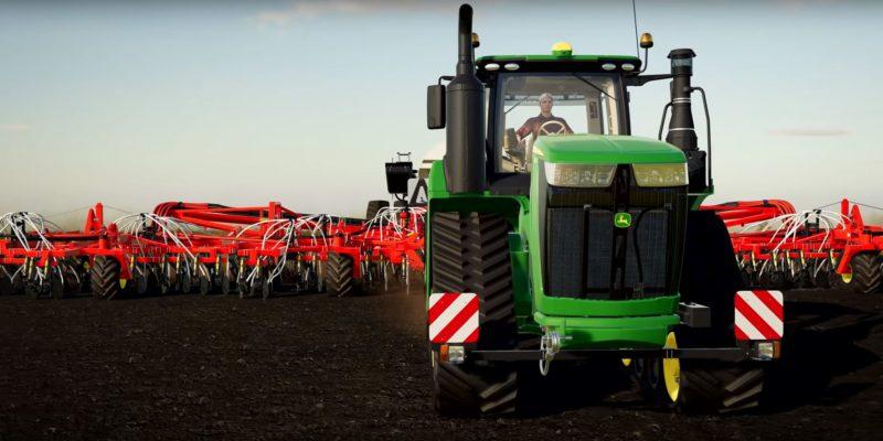 Farming Simulator 19 Bourgault Pack And John Deere 9