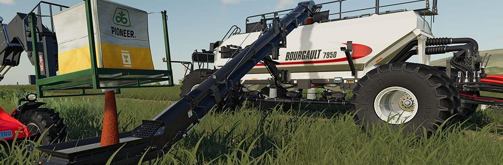 Farming Simulator 19 Dlc Bourgault Content4