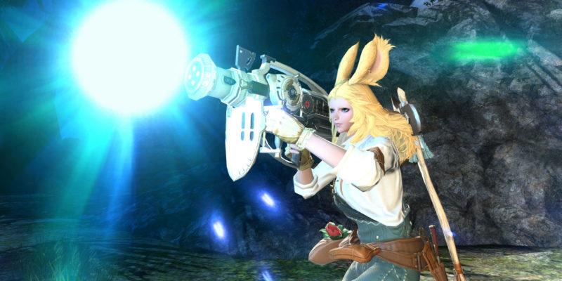 Final Fantasy 14 5.2 Blade