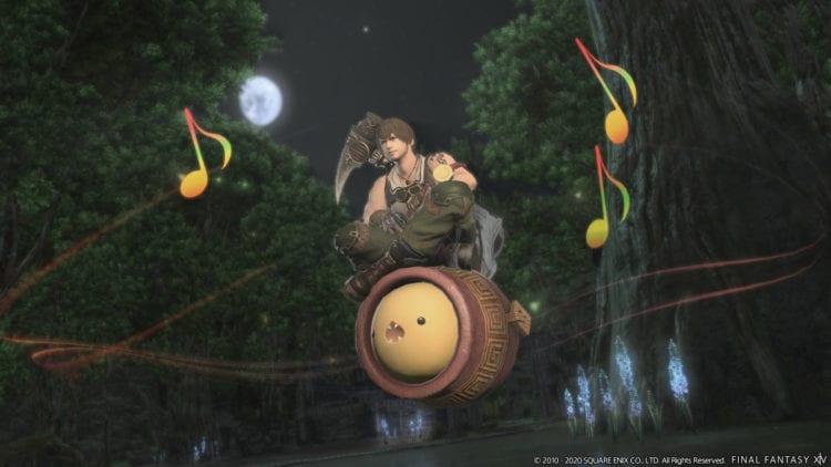 Final Fantasy 14 5.2 Mount