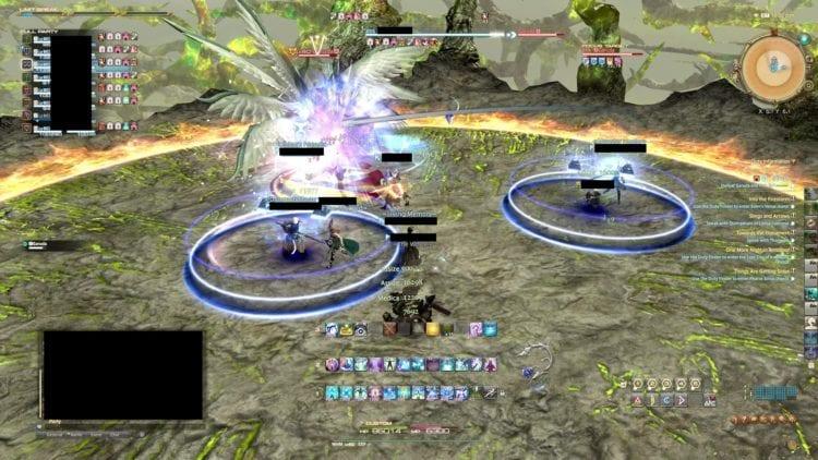 air bump Final Fantasy XIV: Shadowbringers Furor Garuda Ifrit Raktapaksa Eden's Verse