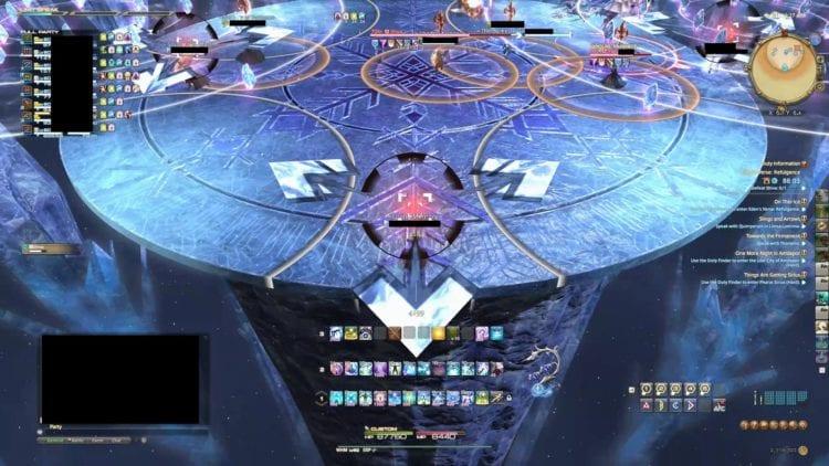 Final Fantasy Xiv Diamond Frost