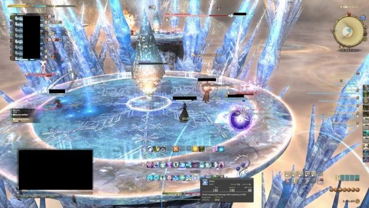 Final Fantasy Xiv Shattered World