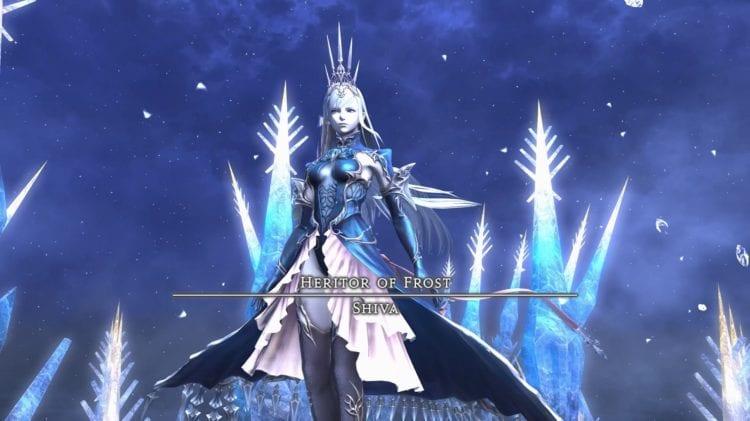 Final Fantasy Xiv Shiva 2