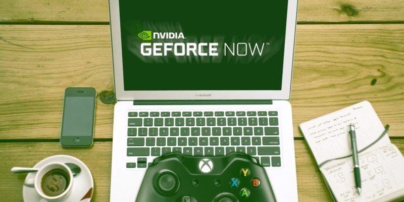 Gaming Macbook Geforce Now