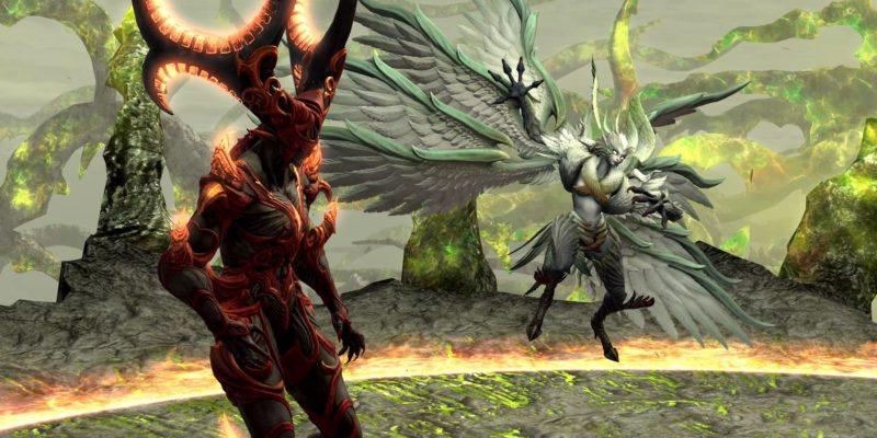 Final Fantasy XIV: Shadowbringers Furor Garuda Ifrit Raktapaksa Eden's Verse