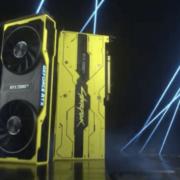 Nvidia Cyberpunk 2077 GeForce GPU