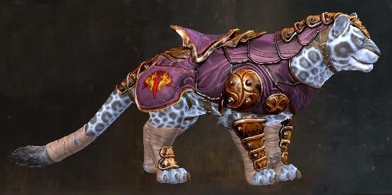 GW2 Call to Glory Guildrider Warclaw Skin