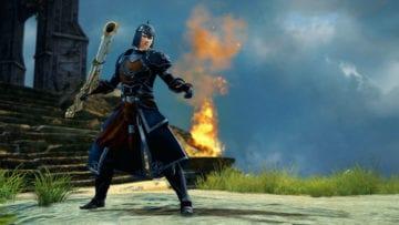 Guild Wars 2 Medium Warlord's Armor