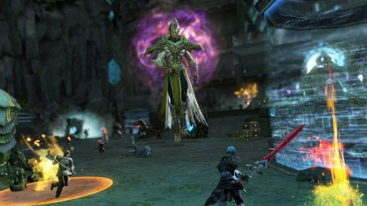 Guild Wars 2 Combat