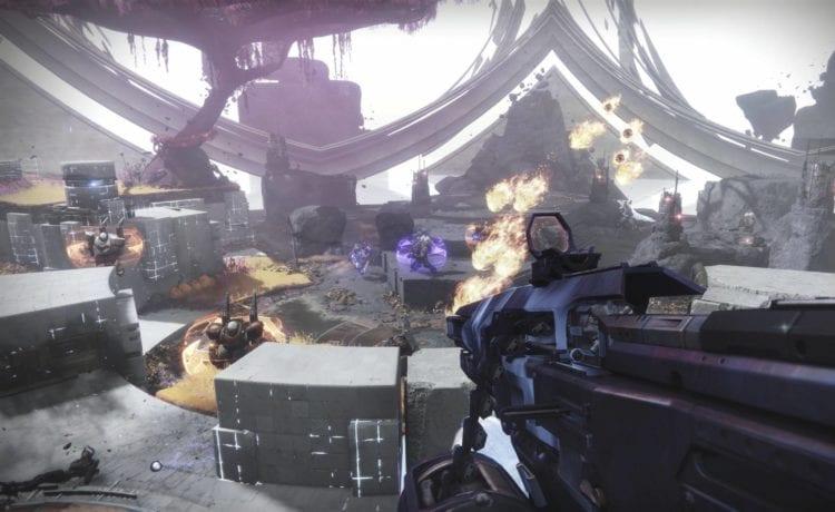 Inotam Oblivion's Triune Boss Guide Destiny 2 Season Of Dawn Legend Sundial Fireballs