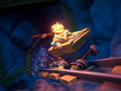 Pumpkin Jack Headup platformer MediEvil Jak & Daxter Halloween release date