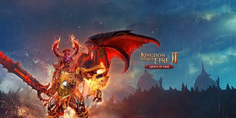 Kingdom Under Fire 2 Grave Of Time Raid Update