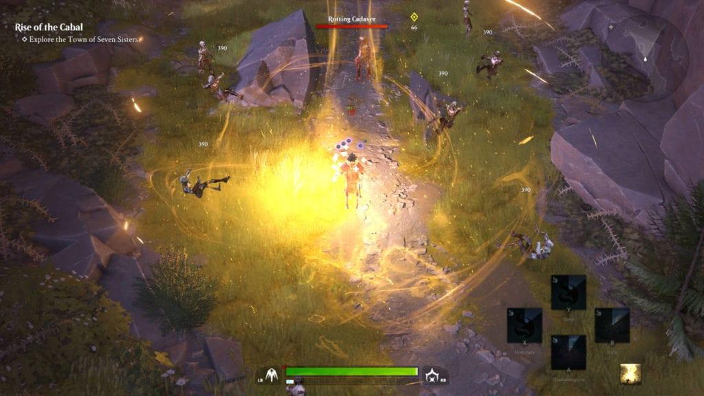 Magic Legends Pax East 2020 Preview 2
