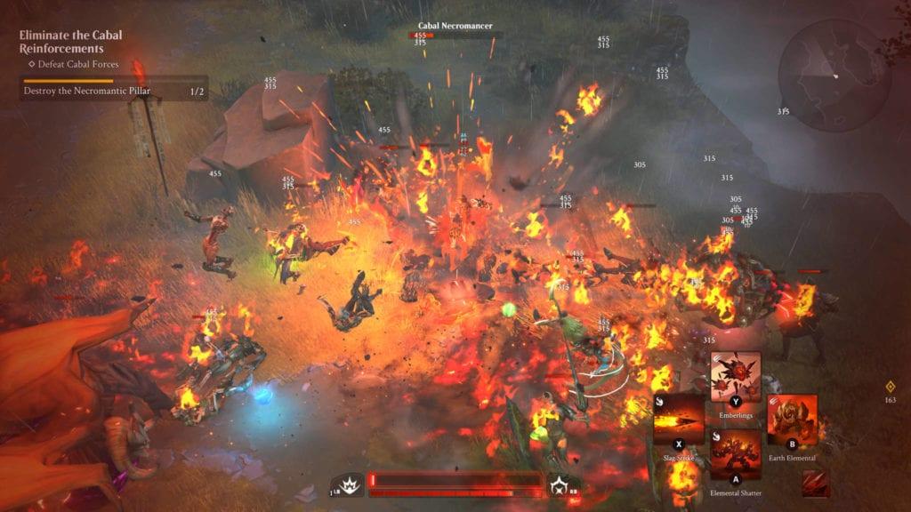Magic Legends Pax East 2020 Preview 4