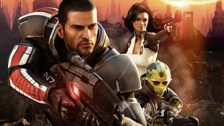 Mass Effect 2 remaster release