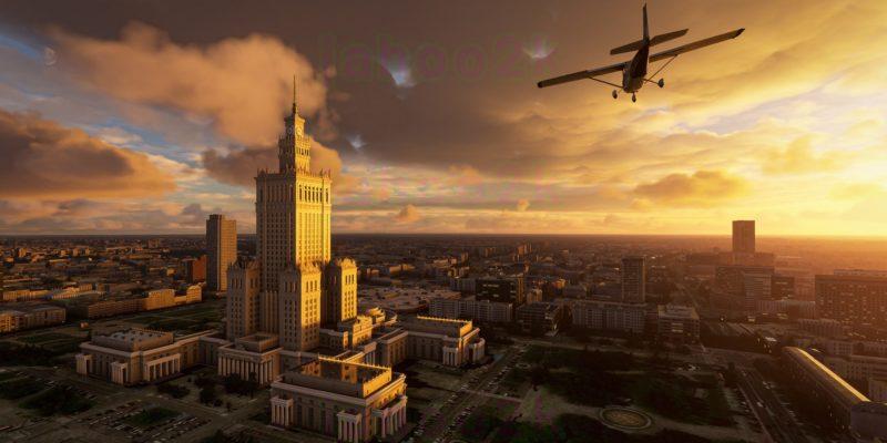 Microsoft Flight Simulator 2020 Poland