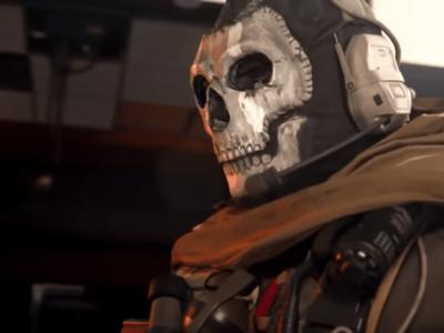 Modern Warfare Season 2 - Ghost