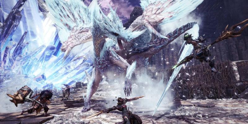 Monster Hunter World Iceborne Patch Directx 12