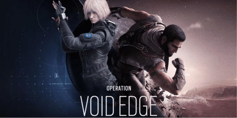Rainbow Six Siege Void Edge year 5 operators
