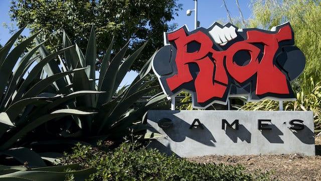 Riot Games lawsuit