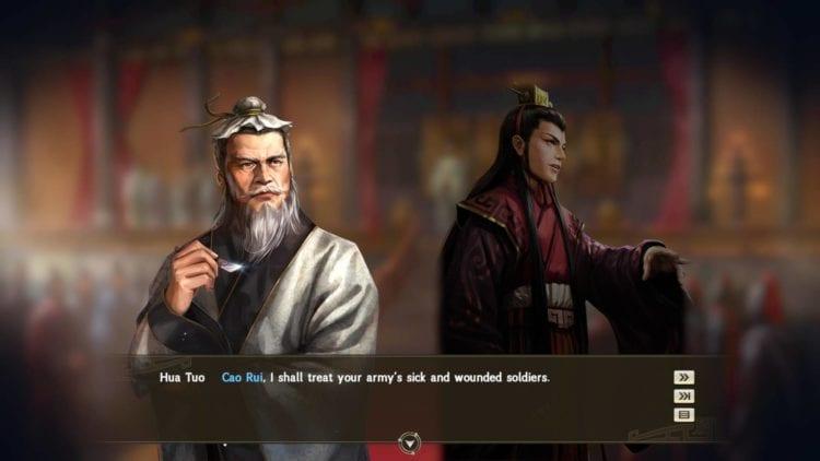 ev - Hua Tuo