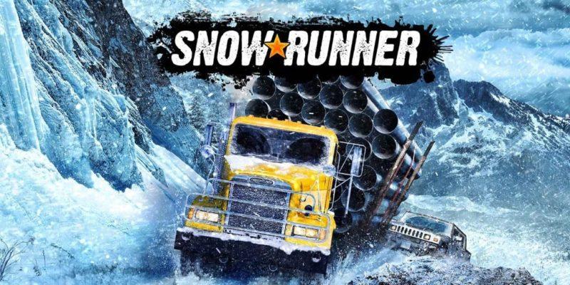 Snowrunner Conquer The Wilderness