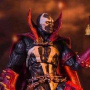 Spawn Mortal Kombat 11 design Todd McFarlane action figure toy