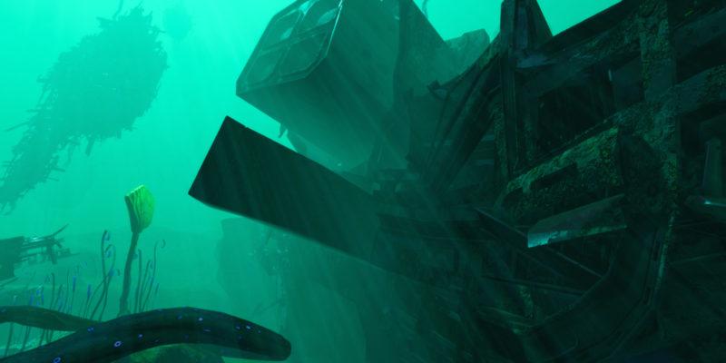 Subnautica: Below Zero Lost Ship update Unknown Worlds
