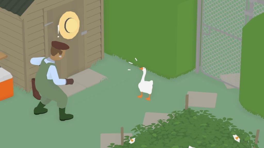 Untitled Goose Game Dice Award