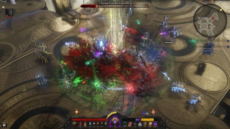 Wolcen Lords Of Mayhem Endgame Versus Path Of Exile Diablo Iii Diablo 3 Builds Uniques Bleeding Edge Skill 2