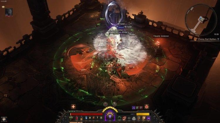Wolcen Lords Of Mayhem Endgame Versus Path Of Exile Diablo Iii Diablo 3 Builds Uniques Bleeding Edge Skill 3