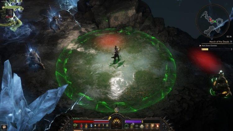 Wolcen Lords Of Mayhem Endgame Versus Path Of Exile Diablo Iii Diablo 3 Builds Uniques Bleeding Edge Skill
