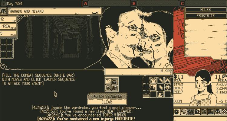 World Of Horror 02