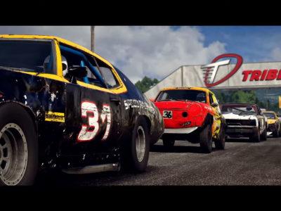 Wreckfest February Update Tribend Speedway free DLC