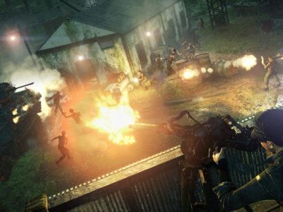 Zombie Army 4: Dead War review PC Rebellion Developments
