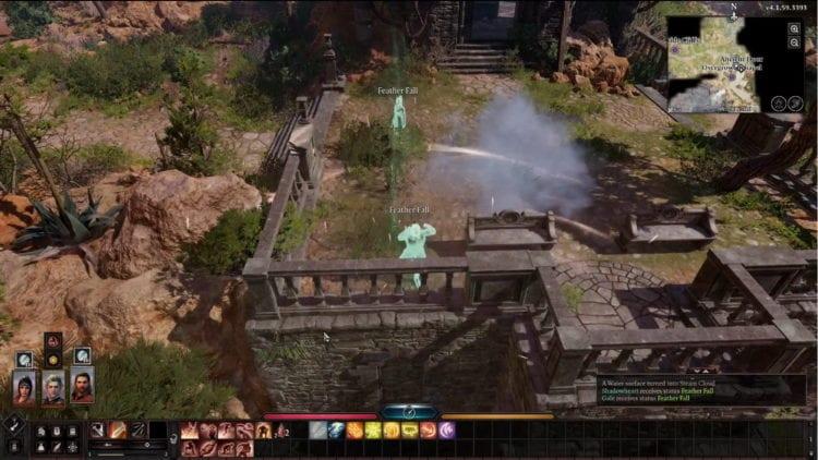 Baldurs Gate 3 Pax East 2020 Vincke gameplay 1