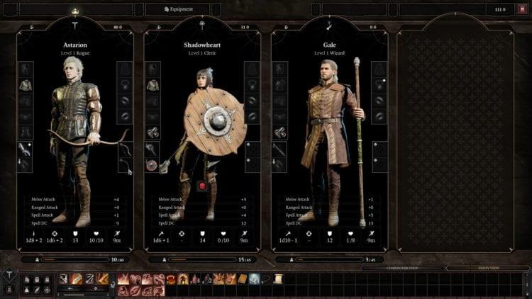 Baldurs Gate 3 Pax East 2020 Vincke gameplay 5