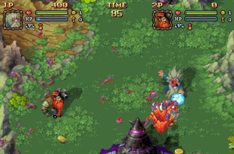 Battle Axe Kickstarter Gameplay