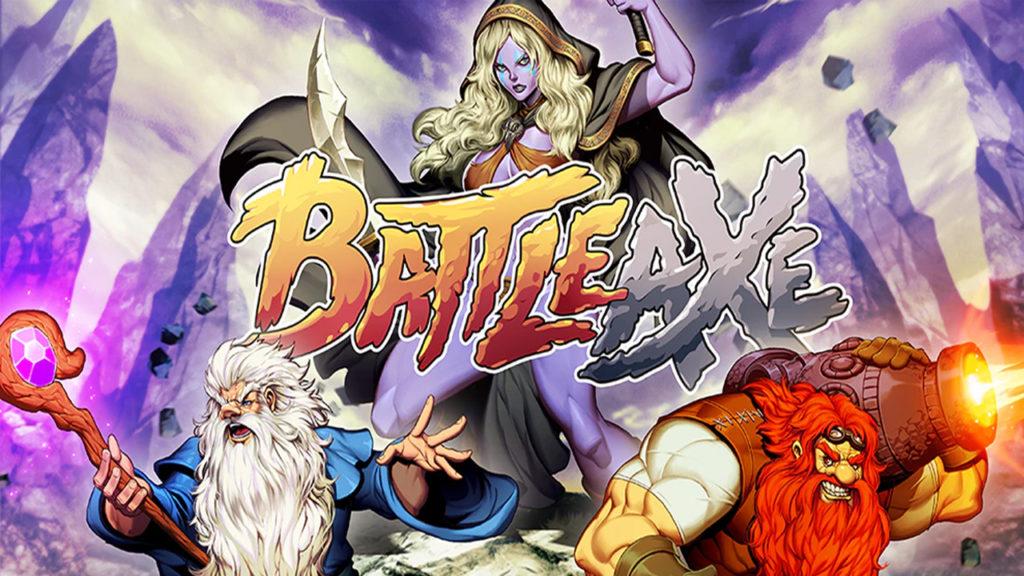 Battle Axe Kickstarter Header